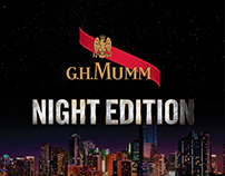 G.H.Mumm Night Edition