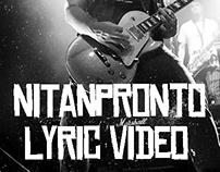 Ni Tan Pronto - Lyric Video