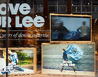 MOVE YOUR LEE : WINDOW DISPLAY ON THE MOVE