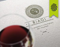 RESTYLING: WINE'S LABEL