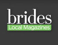 BRIDES Local Magazines - 2011