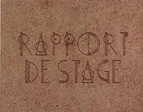 Laser typography