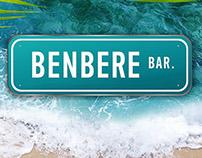 BENBERE Bar  /  Carta de bebidas y comidas