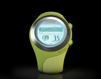 Garmin Forerunner/ 3D Visual