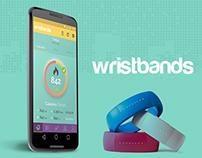 Wristband Mobile App