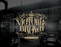 Victoria Brown - Speak Easy