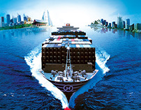 Sullivan Shipping - Hanjin Direct Service