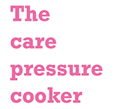 THE CARE PRESSURE COOKER