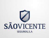 Logo [São Vicente, Seguros]