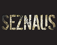 SEZNAUS Rock Metal Logo