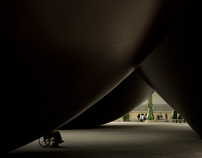 Monumenta 2011 - Anish Kapoor - Photography Assignment