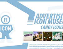 Advertising Icons: Candy Icons