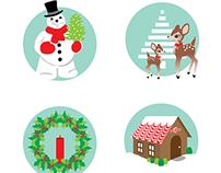 Holiday Illustrations