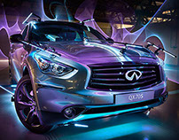 INSPIRED LIGHT by INFINITI.