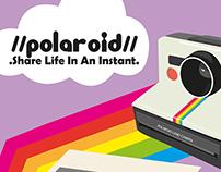 PRINT | POLAROID | ILLUSTRATOR