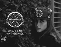 Wearhead Vintage Pack