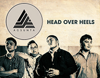 AGSUNTA / Head Over Heels Package Design & Music Video