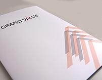 GRAND VALUE   Brochure & Note book