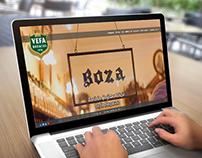 Tarihi Vefa Bozacısı Web Sitesi Tasarım ve Yazılımı