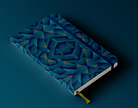 Notebook Cover -Surface Design