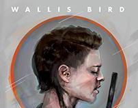 Digital Painting - Wallis Bird