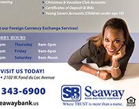 Seaway Bank flyer