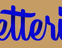 Lettering / Vol. 1