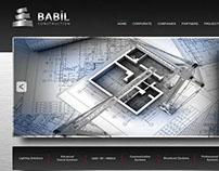 Babil Grup Web Sitesi Yazılımı