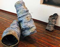Triplets- Ceramic Sculpture