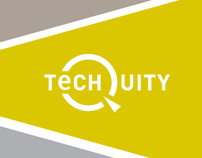 Techquity Capital Management Brand Identity