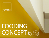 SOJOU FOODING CONCEPT by dumdum design 2011