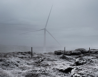 Snowy Turbines