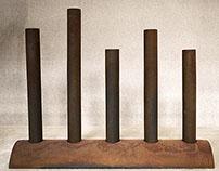 Vallado GRC Bambú
