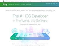 Jiffy Apps Website