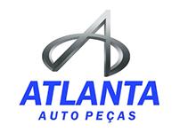 Identidade visual Atlanta auto peças