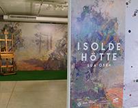 """Exposição """"Isolde Hötte - Sua Obra"""""""