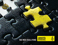 Amnistía Internacional, Bullying.