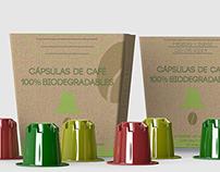 Diseño y estudio de cápsulas de café biodegradables