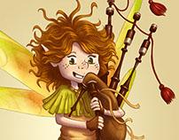 Dust Fairies - Children's Book
