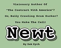 Newt - The Flip Book