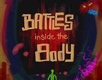 Battles Inside The Body - Game Design