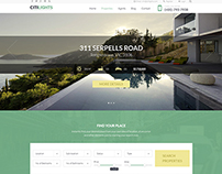 Citilights - Premium Real Estate WordPress Theme