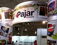 Pajar Canada Exhibition & Promotional Material Design