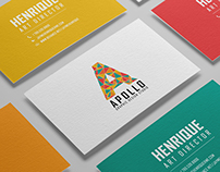 Apollo Graphic Studio - Branding