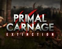 Primal Carnage: Extinction.