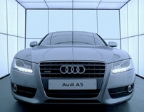 Audi Center Commercial
