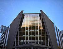 Business Center Al-Farabi Ave