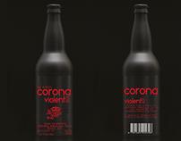 corona violent beer
