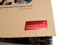 Liverpool Hope University Undergraduate Prospectus