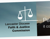 RC Diocese of Lancaster Faith & Justice Com. Website